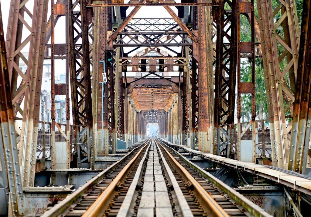 ベトナムの国際鉄道