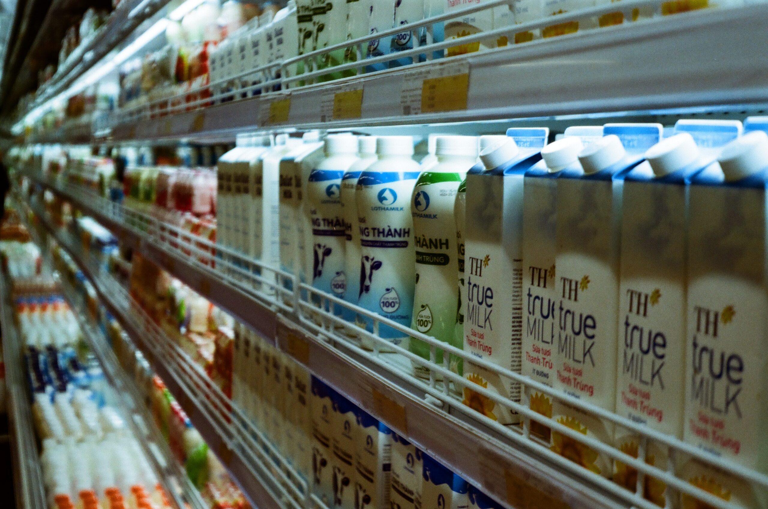 ベトナムのスーパーマーケット
